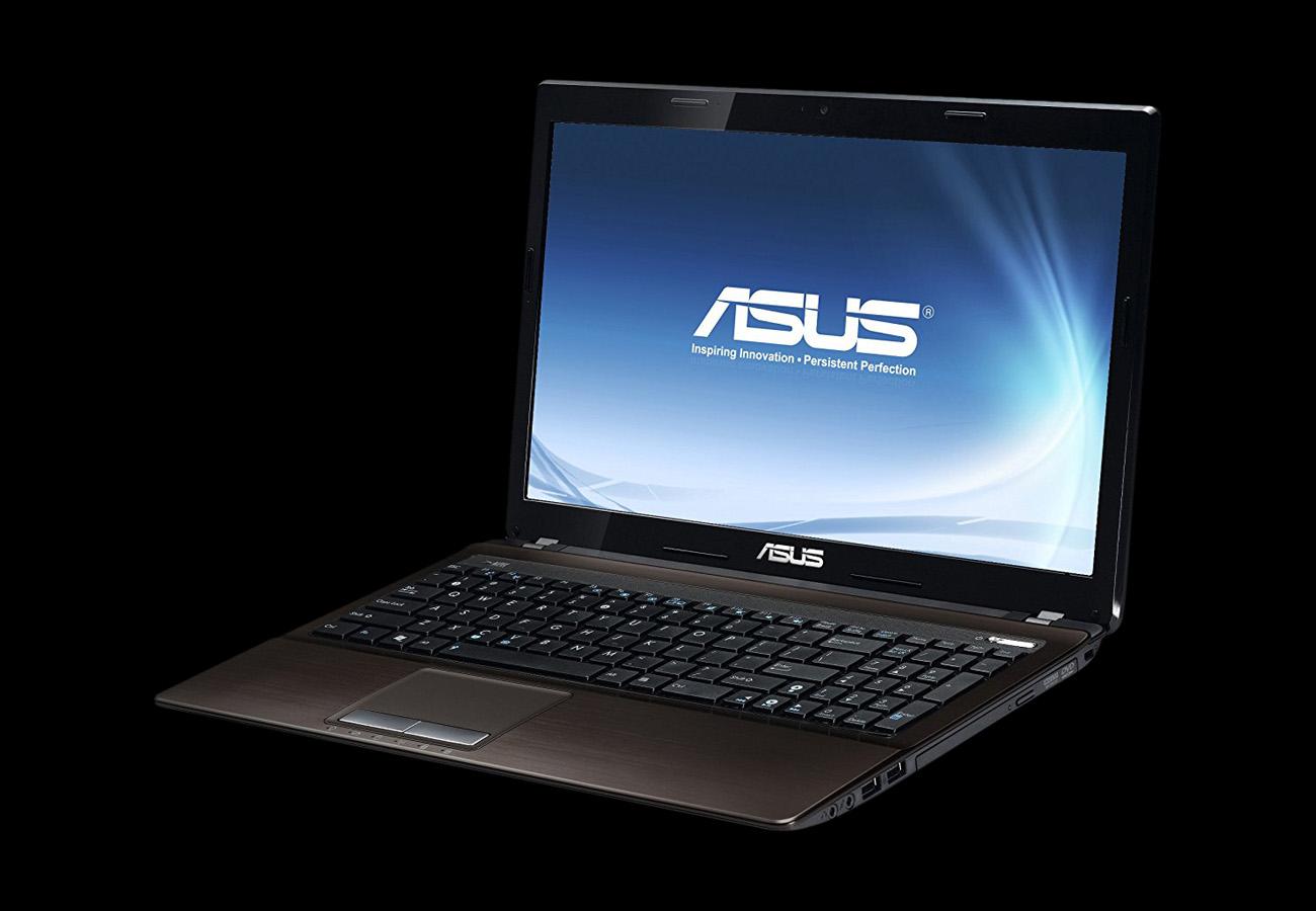 ASUS K53e Side