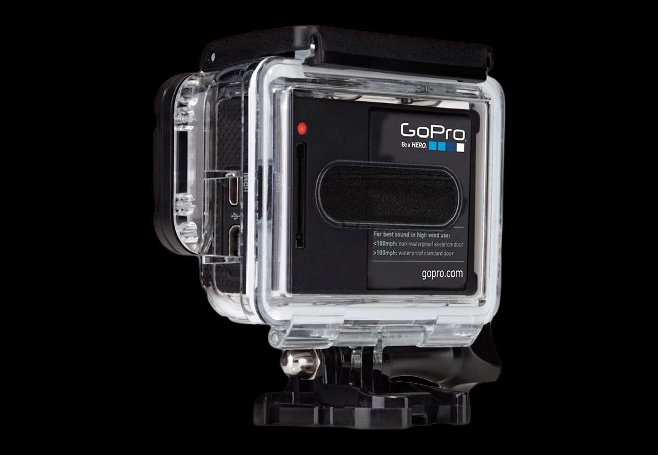 GoPro HERO 3 Back