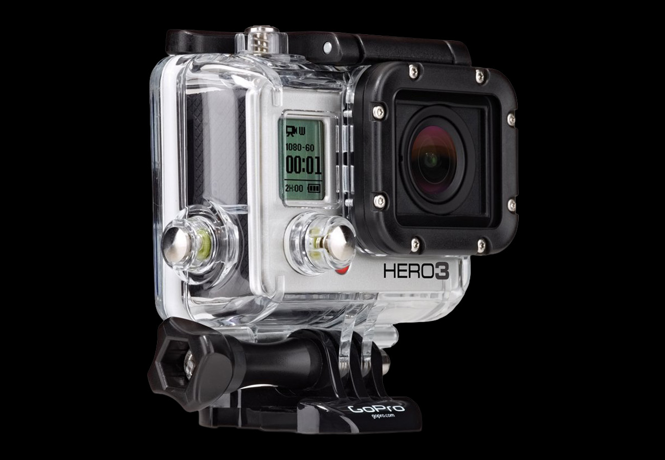 GoPro HERO 3 Side
