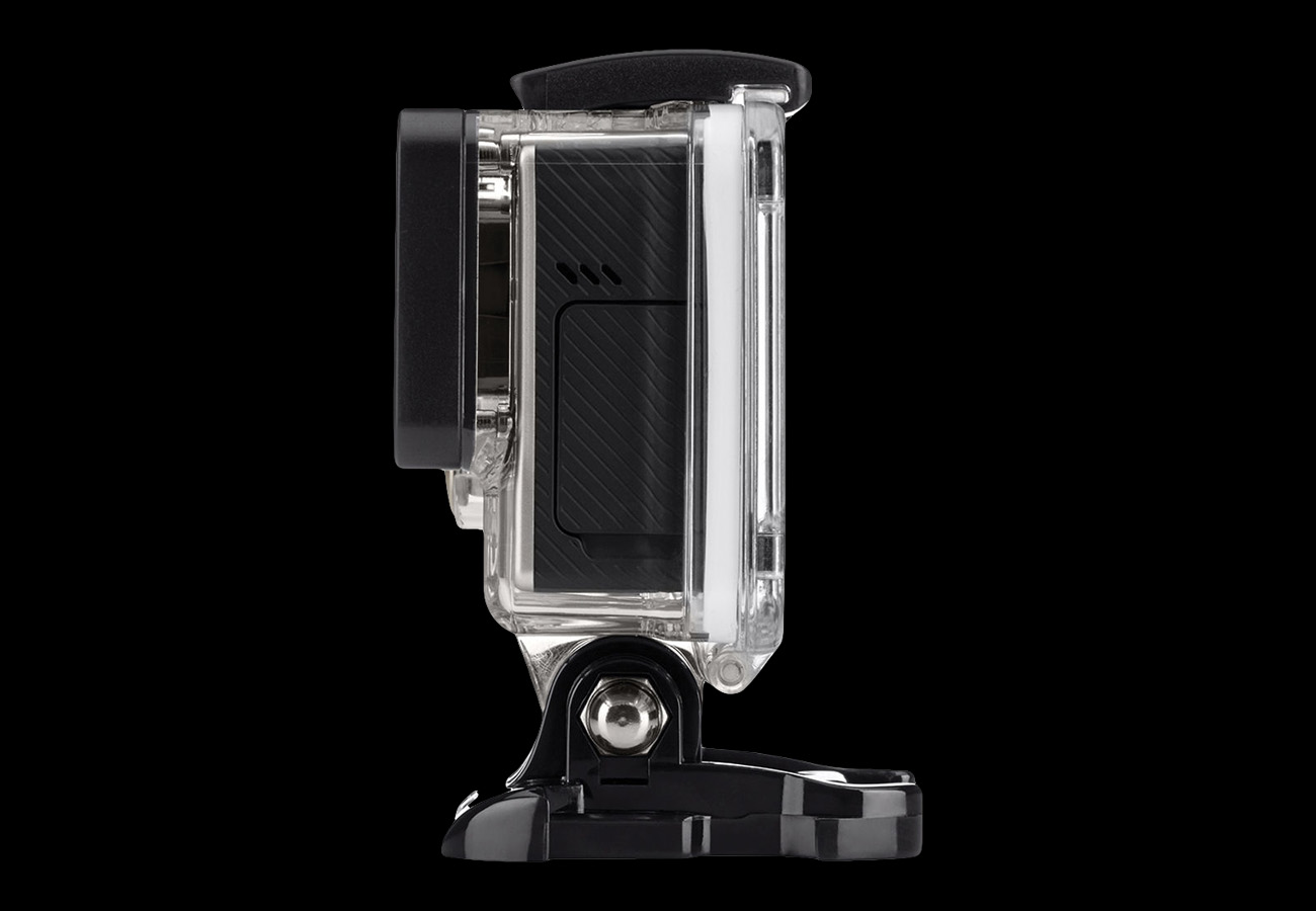 GoPro HERO 4 Side