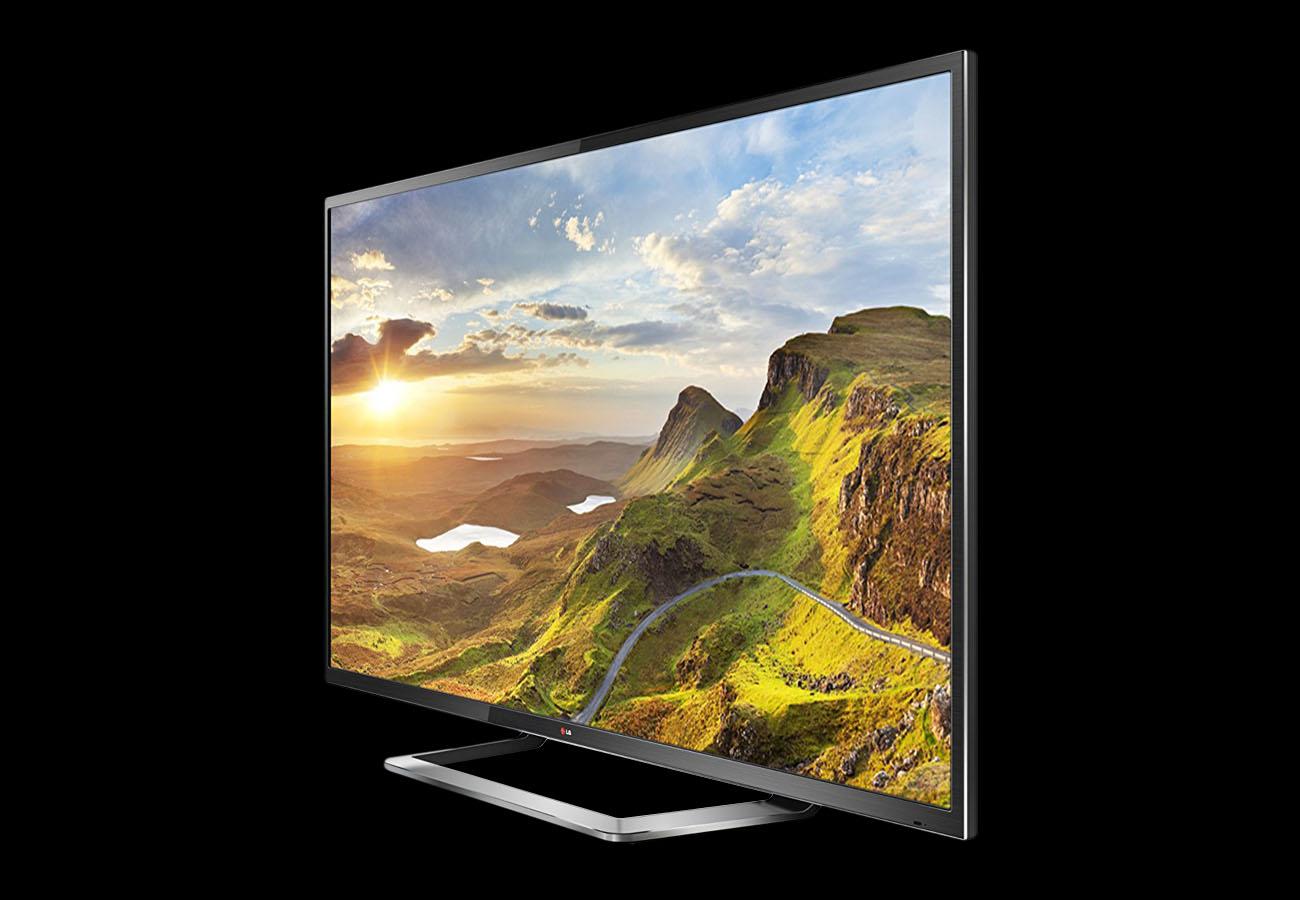 LG Electronics 84LM9600 Side