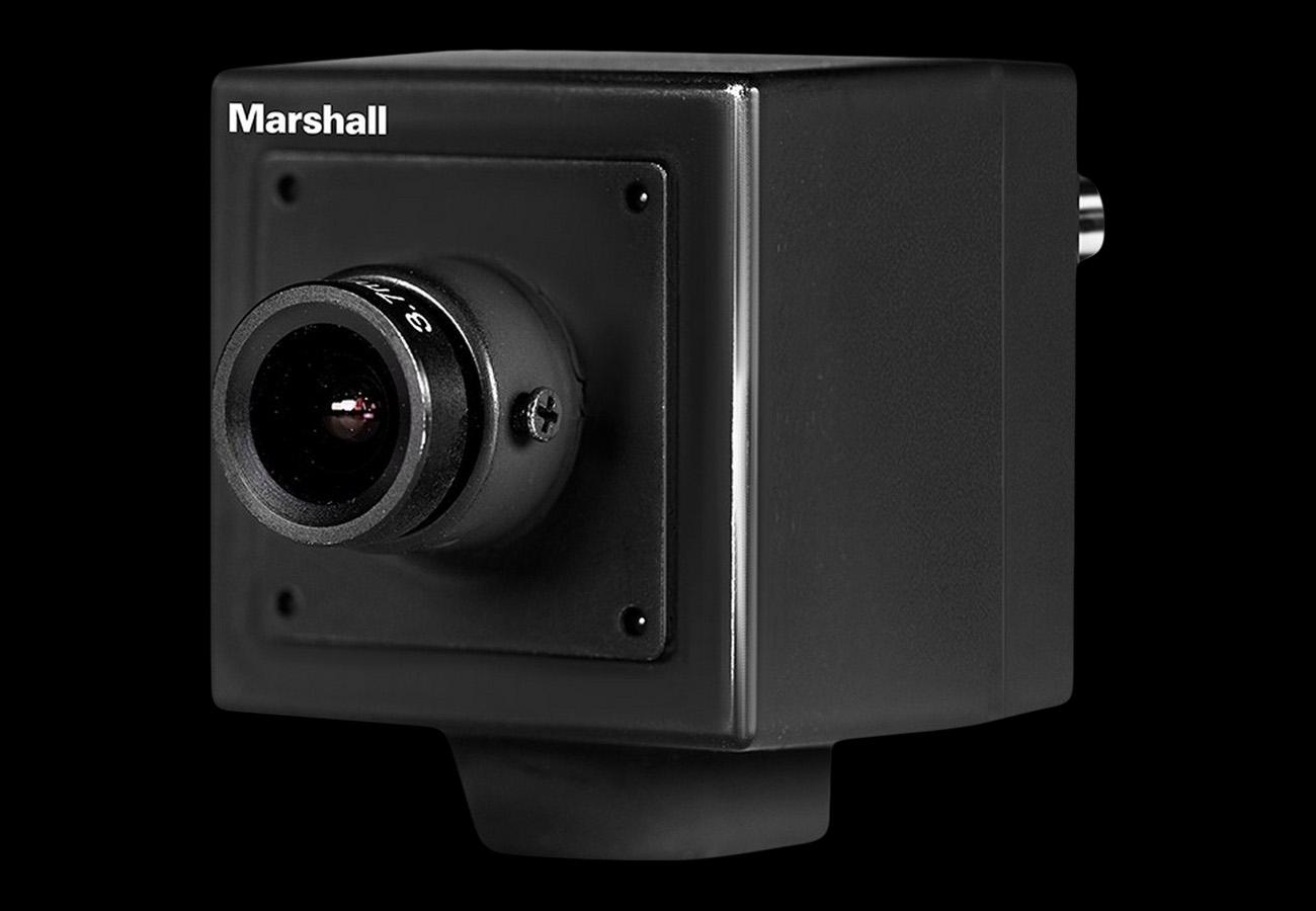 Marshall CV500 M2 MiniCam Side