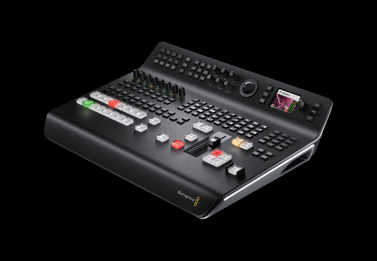 BlackMagic ATEM TV Studio Pro HD